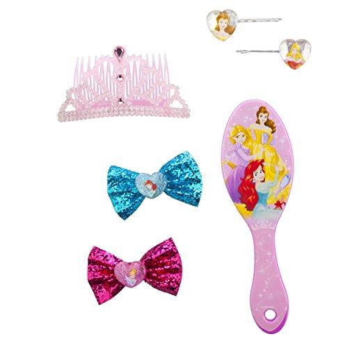 Disney Princess Hair (Disney Princess Hair Acessories Set, 8)