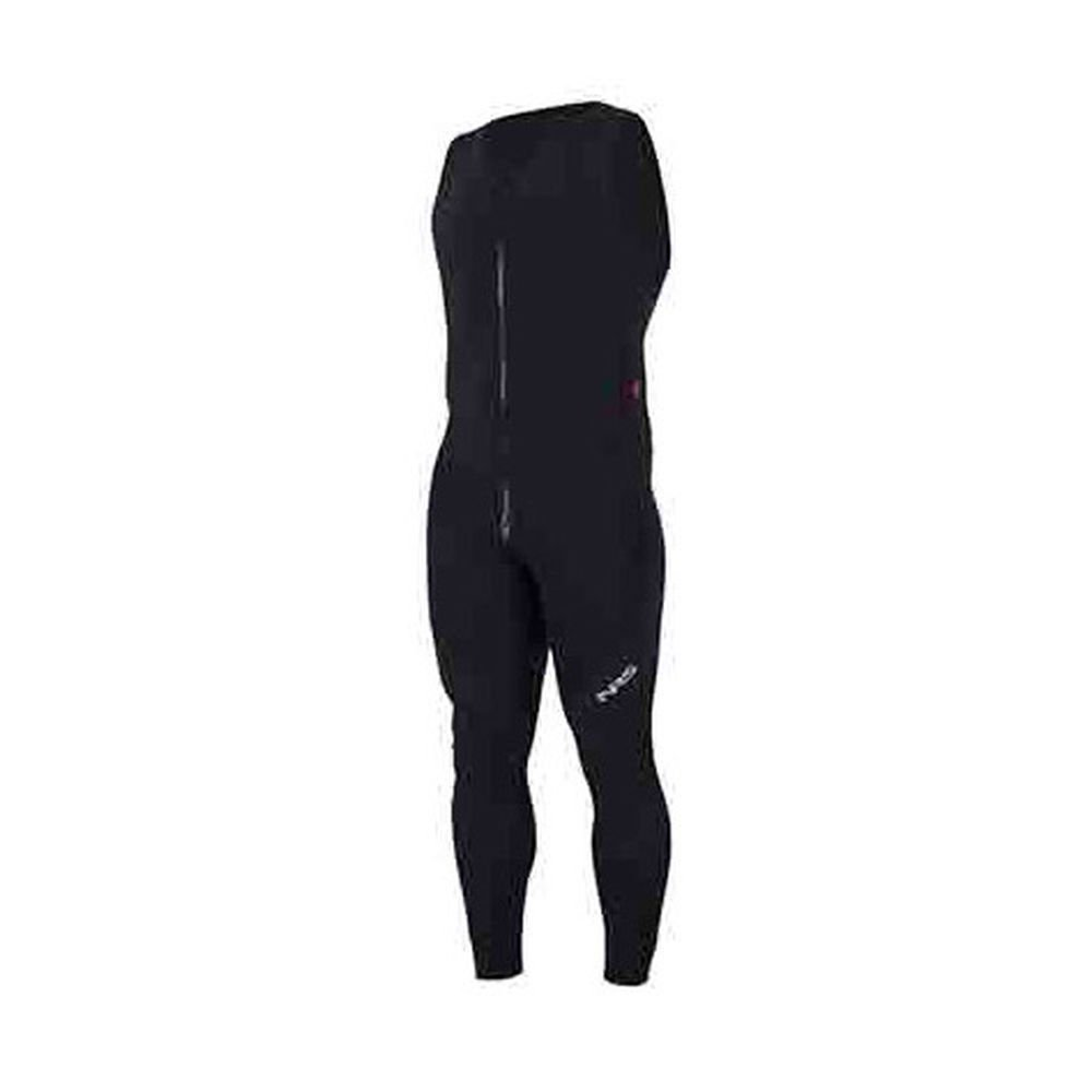 NRS 3.0 Farmer John Wetsuit Black Large by NRS