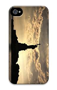 most protective covers Statue of Liberty NY PC Case for iphone 4/4S