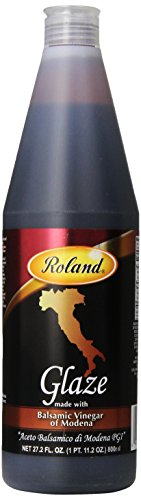 - Roland Foods Balsamic Glaze, 27.2 Ounce