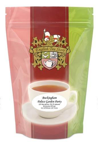 Buckingham Palace Garden (Buckingham Palace Garden Party Tea Bags - 25 Teabag Pouch)