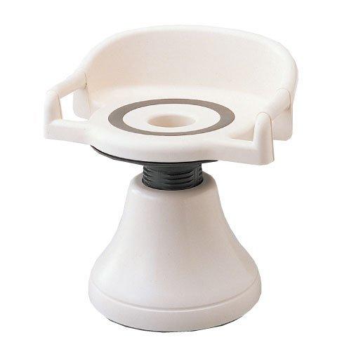 腰当て付き座面回転タイプユーランド回転椅子(安心ガード付)(2) ハイタイプ   B00JRMTR74