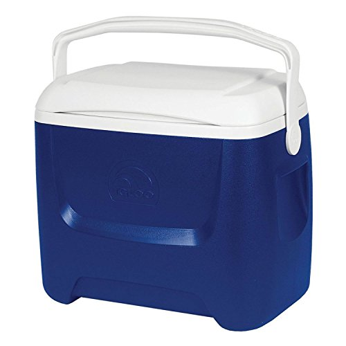 Igloo 44558 Personal Cooler, 28-Qt, Blue