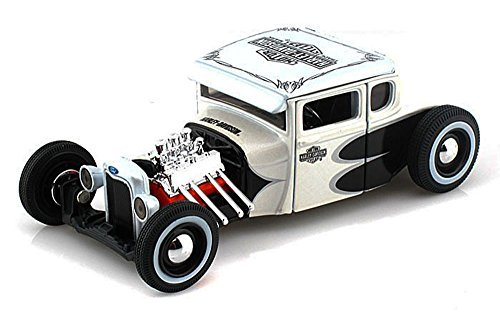 Harley Davidson: Compare Price To 1 24 Diecast Cars Hot Rods