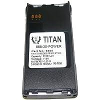 For Motorola NTN9858 NTN9815AR NTN9858C 7.5V Ni-Mh 2700mAh XTS1500 XTS2500