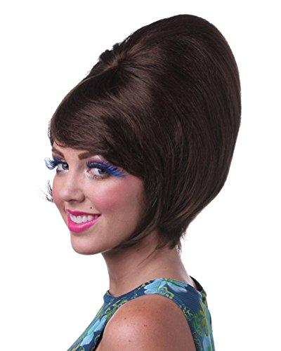 Beehive Sepia Wig Costume Wigs,Auburn (Beehive Costume Wig)