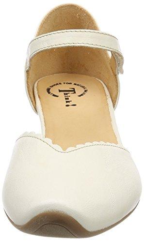 Escarpins 282249 Think ivory Cheville 95 Elfenbein Femme Aida Bride PUw4wRxqE