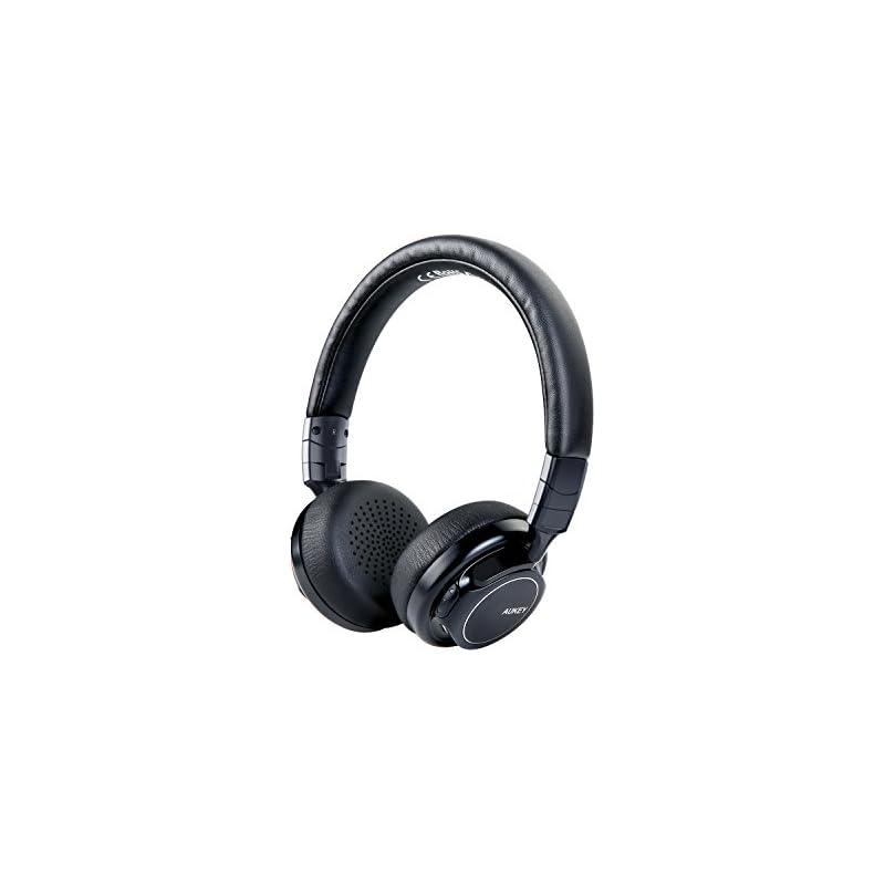 AUKEY Bluetooth Headphones on Ear, Wirel