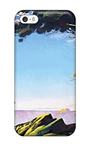Cute Appearance Cover/tpu RlEleff6511bSTET Landscape Case For Iphone 5/5s
