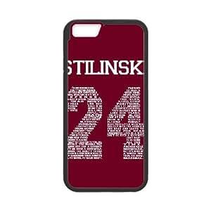 Perfect life store Teen Wolf Genim Stilinski 24,TPU Phone case for iphone6 plus 5.5 inch,black