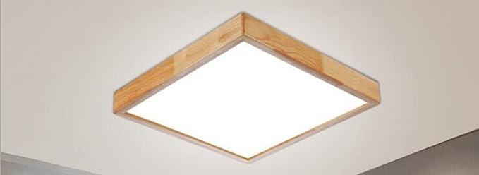 Plafón - Lámpara LED de techo para salón dormitorio Cocina y ...