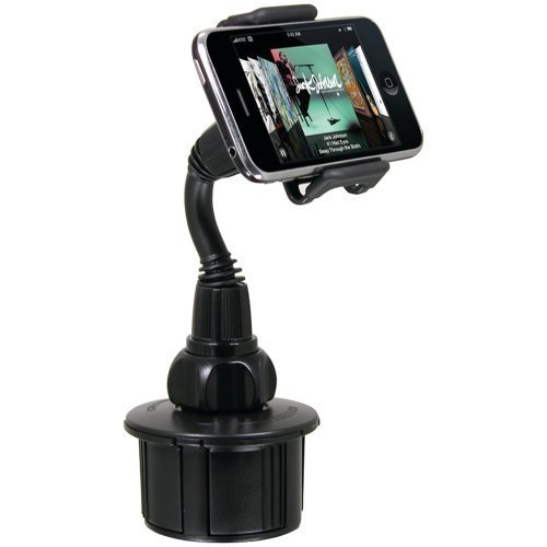 MACALLY MCUP ADJUSTABLE CUP HOLDER FOR IPHONE(TM)/IPOD(TM)