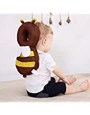 Baby Head Protector Protection Baby Toddlers Head Safety Soft Cushion Pad Prevent Baby Injury Toddler Baby Head Protection Cushion Backpack Wear Infant Helmet Baby Safety Helmet