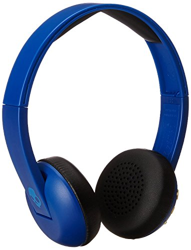 Royal : Skullcandy S5URJW 546 Uproar Wireless On Ear Bluetooth Headphones, Royal