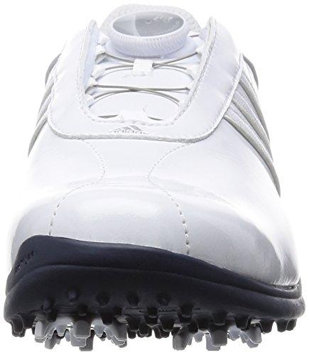 big sale 1f72f 095a4 Adidas Dri Boa - Chaussures de Golf pour Femme, BlancBleu foncé  Amazon.fr Chaussures et Sacs