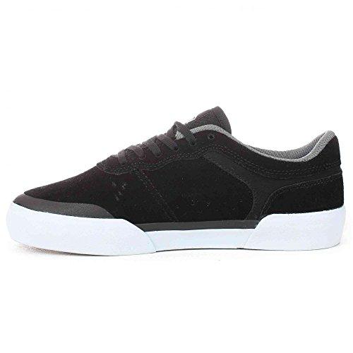 Lakai Nietjes Schoenen In Zwart Suede Zwart