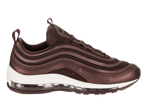 Nike Vrouwen Air Max 97 Ultra 17 Loopschoenen Mtlc Mahonie / Mahonie-top Wit