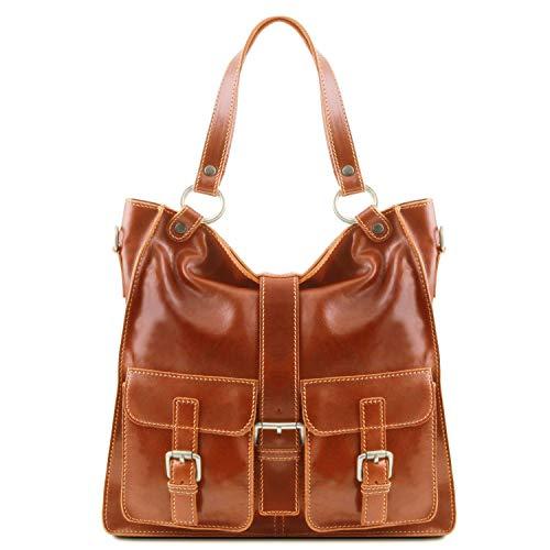 Borsa Moro Tuscany Pelle In Donna Leather Testa Miele Melissa Di Rqv8vEwOx