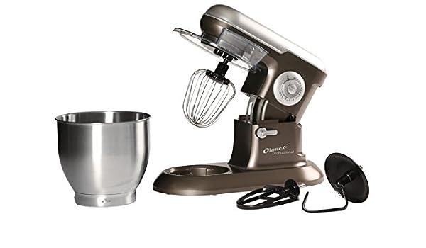 ohme0| # ohmex smx-4100 Robot de cocina profesional (1200 W: Amazon.es: Hogar