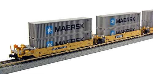 kato-usa-model-train-products-gunderson-maxi-i-ttx-751193-double-stack-car-set-with-maersk-40-contai