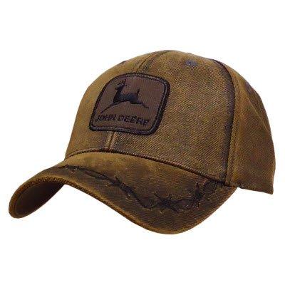 Lightweight Oilskin - Oilskin Cap, 6-Panel One Size Fits All, Brown