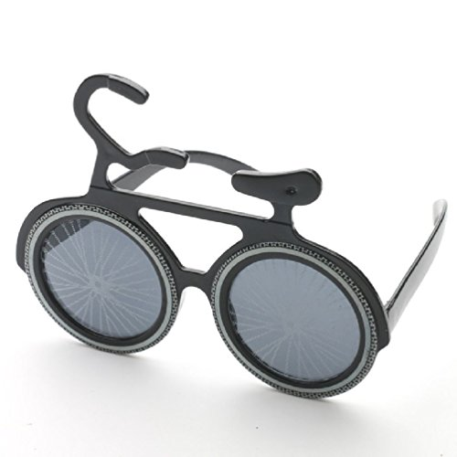 Et Bike Costume (Bicycle Glasses Novelty Bicycle Sunglasses Party Props Cosplay Costume Favors Events Festive Party Supplies Decoration)