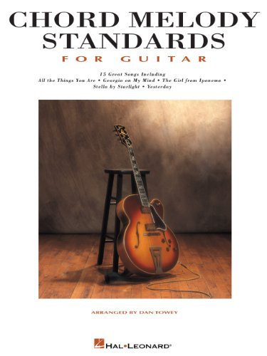 Chord Melody Standards for Guitar ()