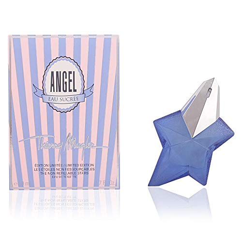Thierry Mugler Angel Eau Sucree Limited Edition Eau de Toilette Spray, 1.7 Ounce