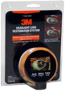 3M 39008 Headlight Lens Restoration System (Headlight Lens Restorer compare prices)