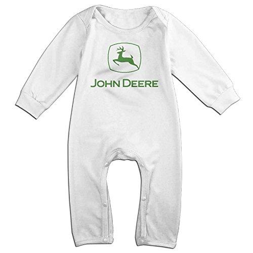 [HOHOE Newborn John Deere Long Sleeve Climbing Clothes 24 Months] (Fire Dog Costume For Toddler)