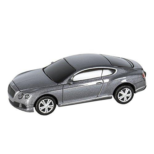Bentley Continental GT Sports Car USB Memory Stick Flash Pen Drive 8Gb - GREY