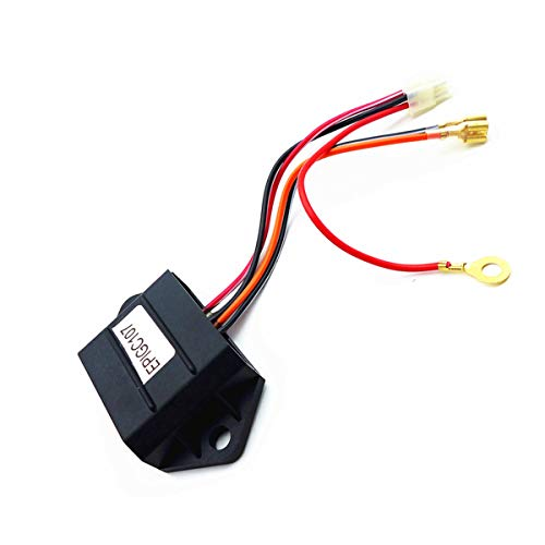 YouVbeen CDI Ignitor for EZGO Golf Cart 1991-2002 72562-G01 EPIGC107