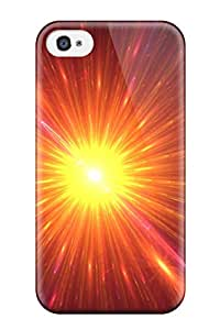 Best premium Phone Case For Iphone 4/4s/ Fractal Tpu Case Cover