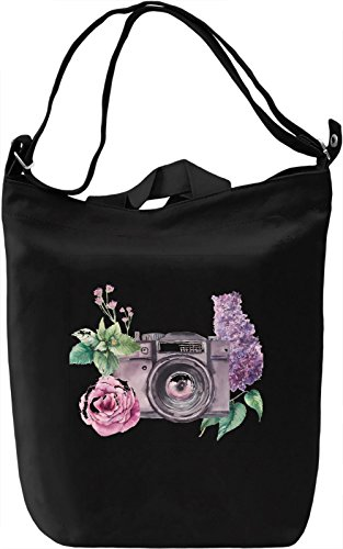 Photo Borsa Giornaliera Canvas Canvas Day Bag| 100% Premium Cotton Canvas| DTG Printing|