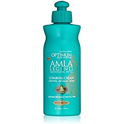 SoftSheen-Carson Optimum Salon Haircare Amla Legend Combing Cream, 10.144 oz