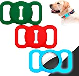 BoneStyle Case Compatible with Airtag Dog Collar
