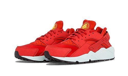 2053f6c324fd Nike Air Hurache Run Womens Shoes Cinnabar Laser Orange-Fiberglass-Black  634835-