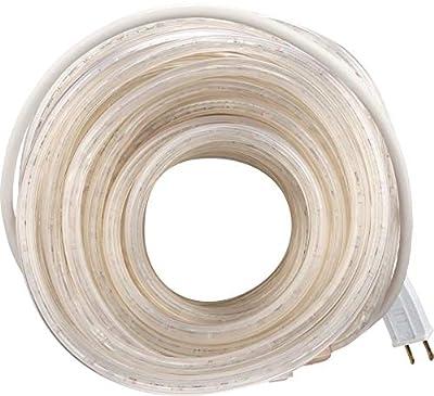 Westek RW48BCC 100W Clear 48-Feet Rope Light Kit