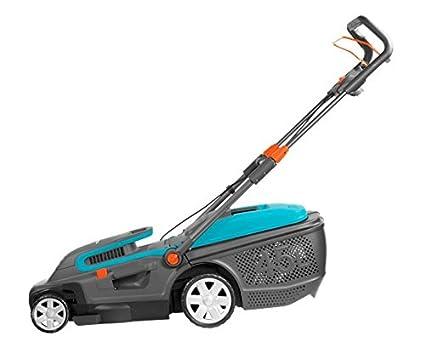 Cortacésped eléctrico PowerMax 1600/37 de GARDENA: segadora hasta ...