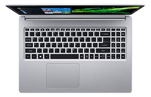 "Acer Aspire 5, 15.6"" Full HD IPS Display, 10th Gen Intel Core i5-10210U, NVIDIA GeForce MX250, 8GB DDR4, 512GB PCIe NVMe SSD, Intel Wi-Fi 6 AX201 802.11ax, Backlit KB, Windows 10 Home"