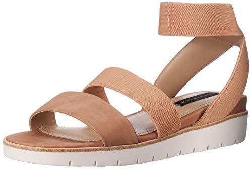 (Steven Steve Madden Women's GAMBEL Sandal, Nude Multi, 8.5 M)