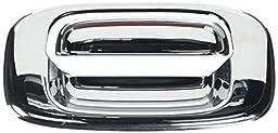 Putco 400017 Chrome Trim Tailgate and Rear Handle Cover