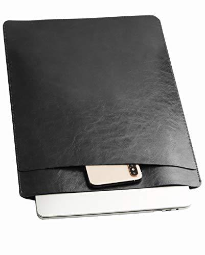 13 13 5 Lightweight Leather Laptop Sleeve