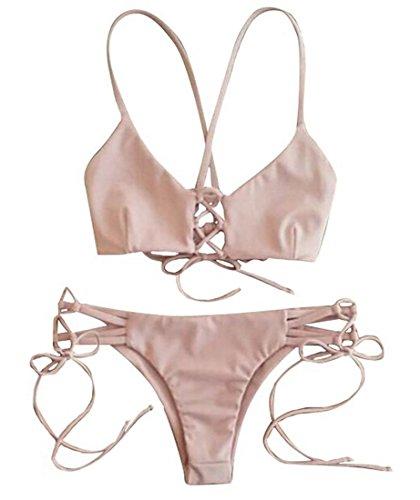 Aivtalk Brazilian Swimsuit Swimwear Triangle product image