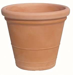 Pablo 360216 Planter Pot 40, 15.75 by 14.25-Inch, Terra Cotta
