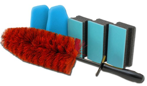 Speed Master Wheel Brush Bundle (Wolfgang Finger Pockets compare prices)