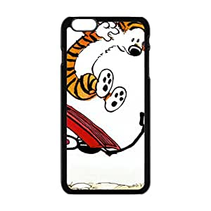 DASHUJUA Calvin and tigger Cell Phone Case for Iphone 6 Plus