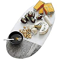 Small Marble Cutting Board, Marble Cheese Board, Cutting Board, Charcuterie, Grey Platter Tray. Perfect for Housewarming…