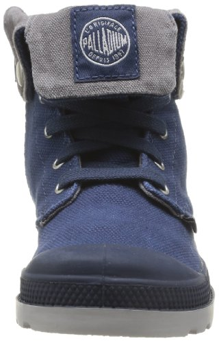 K Zipper Tan 323 mixte Metal Palladium Bleu Boots enfant Navy Baggy wPxqvnE5U