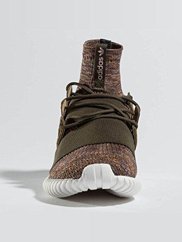 adidas Tubular Doom Pk, Men's Sneakers Green (Olitra/Marmis/Balcri)